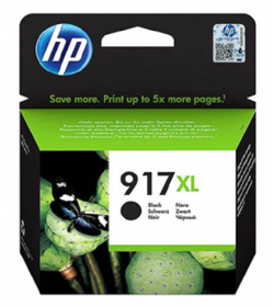 HP 917XL Extra High Yield Black Ink Cartridge ( 3YL85AE )