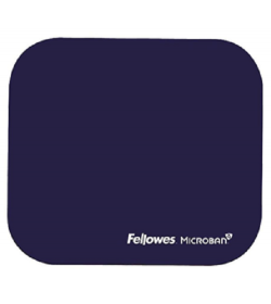 Fellowes Mousepad Microban Navy