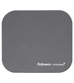 Fellowes Mousepad Microban SILVER