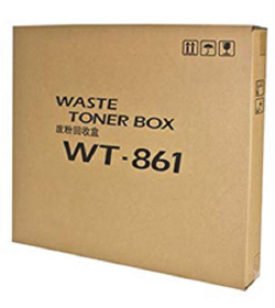 Waste Toner  Copier Kyocera WT-861 - 150K Pgs