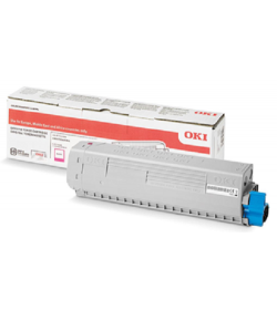 Toner Laser Oki 47095702 Magenta - 5K Pgs