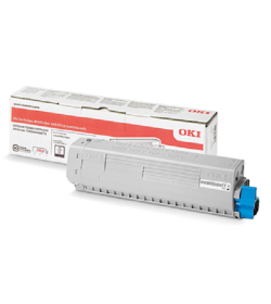 Toner Laser Oki 46861308 High Capacity Black - 10K Pgs