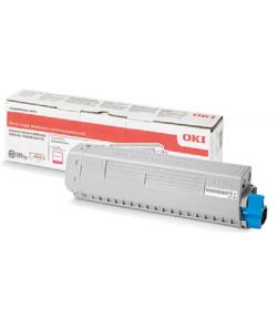 Toner Laser Oki 46861306 High Capacity Magenta - 10K Pgs