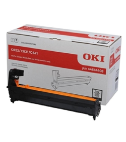 Oki Laser Drum 46857508 Black - 30K Pgs