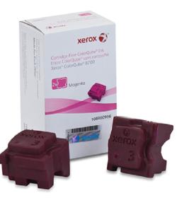 Xerox 108R00996 ColorCube 8700-8900 Magenta 2 sticks 4200pgs