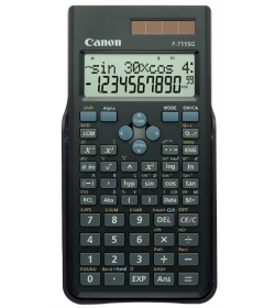 Calculator Canon Scientific 16 Digit F-715SG Black