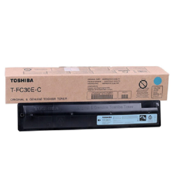 Toner Laser Printer Toshiba Estudio Τ-FC30ΕC Cyan 33,6k pages