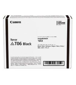 Toner Laser Canon Crtr CRG-T06 Black - 20,5K Pgs
