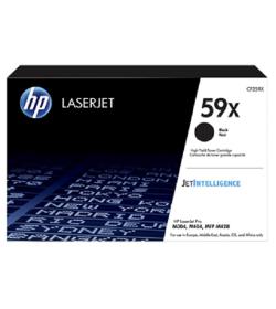 HP 59X Black LaserJet Toner 10K (CF259X)