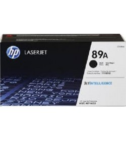 HP 89A Black LaserJet Toner Cartridge CF289A ( 5K )