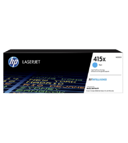 HP 415X Cyan LaserJet Toner Cartridge W2031X