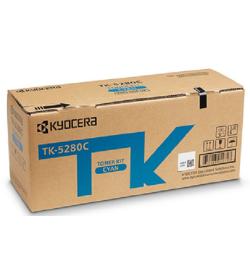 Toner Laser Kyocera Mita TK-5280C Cyan - 11K Pgs