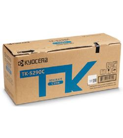 Toner Laser Kyocera Mita TK-5290C Cyan - 13K Pgs