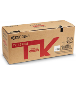 Toner Laser Kyocera Mita TK-5290M Magenta - 13K Pgs