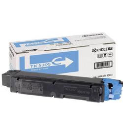 Toner Laser Kyocera Mita TK-5305C Cyan - 6K Pgs
