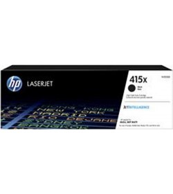 HP 415X Black LaserJet Toner Cartridge W2031X