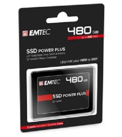 Emtec Εσωτερικός Σκληρός Δίσκος SSD 2.5 Sata X150 480GB ECSSD480GX150