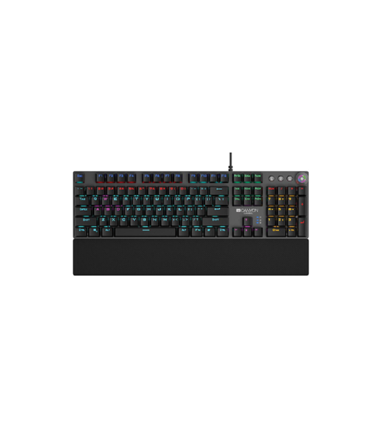 Canyon - Nightfall Mechanical Gaming Keyboard - CND-SKB7-US