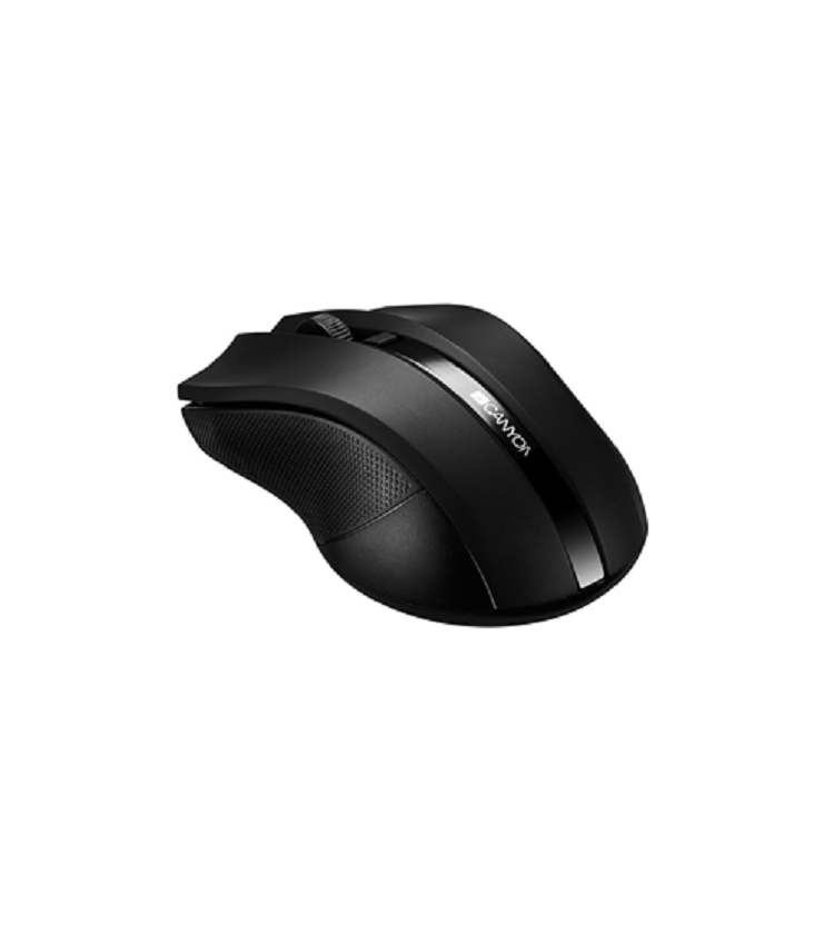 Canyon Wireless Optical Mouse Black - CNE-CMSW05B