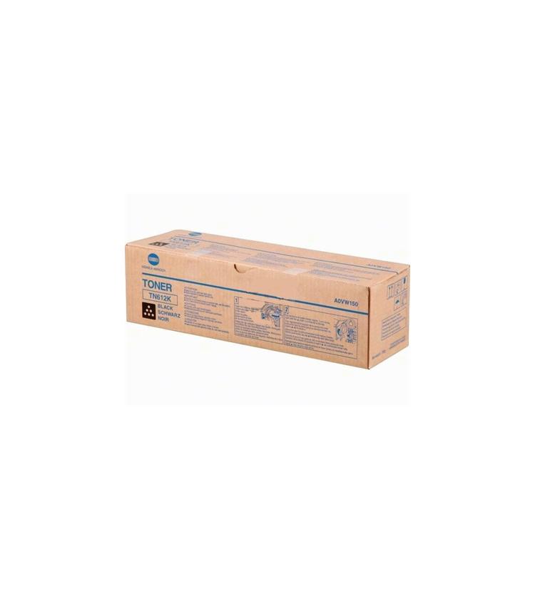 Toner Copier Konica-Minolta-QMS TN612B Black 37.4K Pages