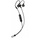 Canyon Wireless Bluetooth Sporty Earphones  CNS-SBTHS1B ΜΑΥΡΑ