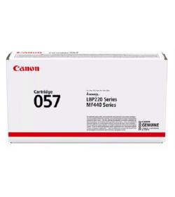 Toner Laser Canon Crtr CRG 057 Black Standar Capacity - 3,1K Pgs