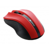 Canyon Wireless Optical Mouse Red - CNE-CMSW05R