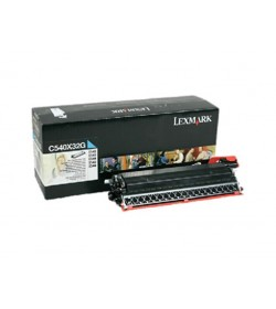 Developer Laser Lexmark C540X32 Cyan Unit - 30K Pgs
