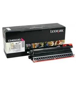 Developer Laser Lexmark C540X33 Magenta Unit - 30K Pgs