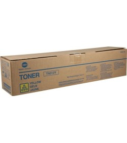 Toner Copier Konica-Minolta TN312Y Yellow 12000Pages