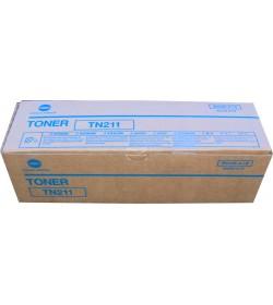 Toner Copier Konica-Minolta TN211 Black -17500Pgs