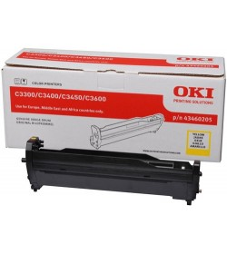 Drum Laser Oki 43460205 Yellow
