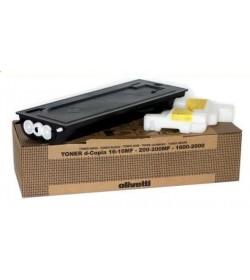 Toner B0446 Olivetti Copia 16 Black - 15K Pgs