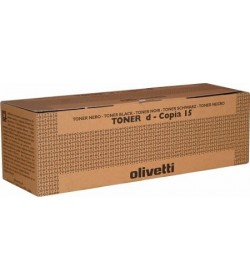 Toner B0360 Olivetti Copia15 Black - 11K Pgs