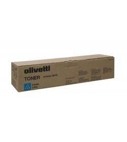 Toner B0536 Olivetti D-Copia MF25 Cyan 12k