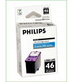 Ink 46 Fax Philips PFA546 Color - 1000Pgs