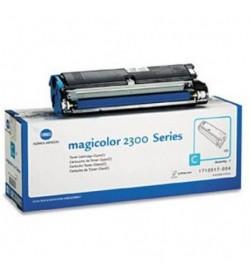 Toner Laser Qms 1710517 Cyan 1.5K Pgs