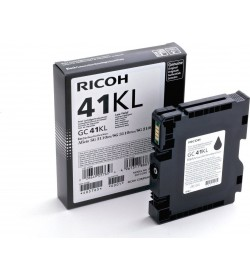 22 Color Laser Ricoh GLGC41KL 405765 Black 600 Pgs
