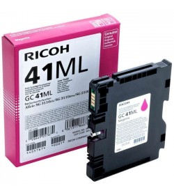 22 Color Laser Ricoh GLGC41ML 405767 Magenta 600 Pgs