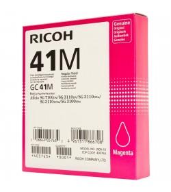 22 Color Laser Ricoh 22GC41M 405763 Magenta 2.2k Pgs