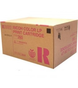 Ricoh Aficio Toner CL7200,7300 Type 260 Magenta (888448) 10k