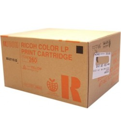 Ricoh Aficio Toner CL7200,7300 Type 260 Yellow (888447) 10k