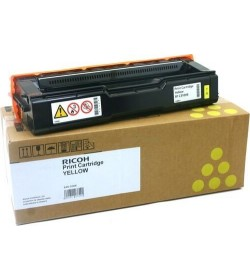 Toner Color Laser Ricoh TONYC250E 407546 Yellow 1.6k Pgs