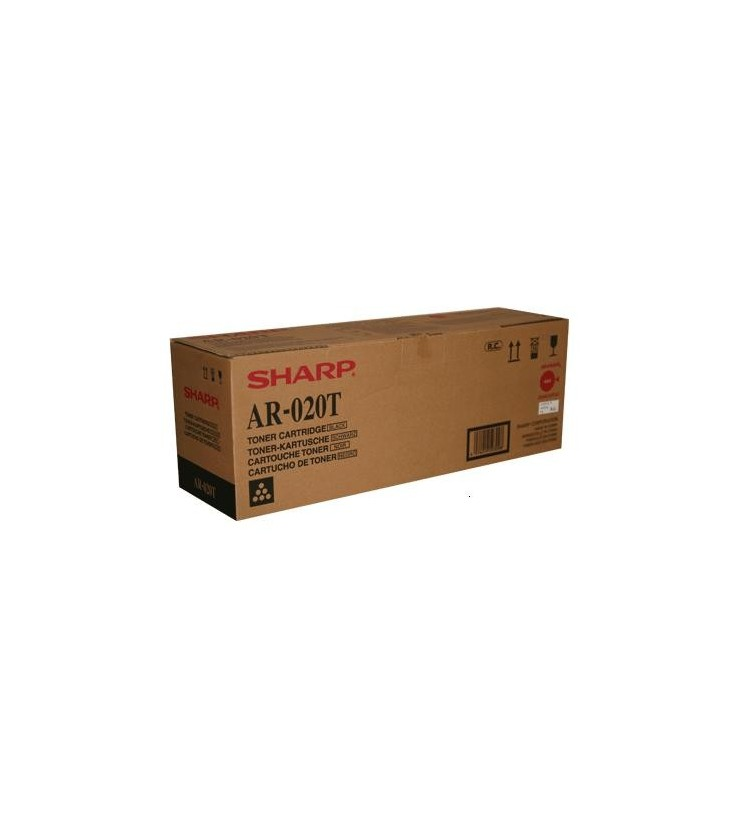 Toner Copier Sharp AR-020T - 16K Pgs
