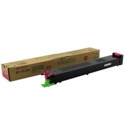 Toner Copier Sharp MX-31GTMA Magenta 15k Pgs