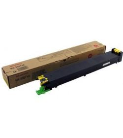 Toner Copier Sharp MX-31GTYA Yellow 15k Pgs