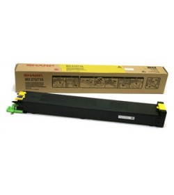 Toner Copier Sharp MX-27GTYA Yellow - 15k Pgs