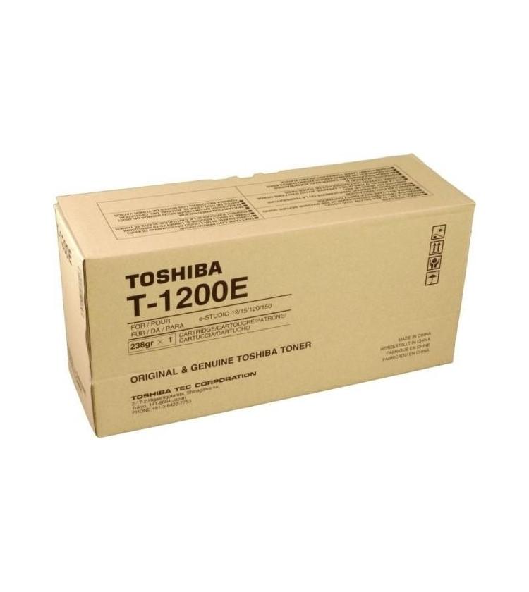 Toner Copier Toshiba T-1200E 1x210gr 6.5k Pgs