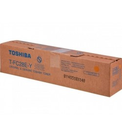 Toner Laser Printer Toshiba Estudio TFC-28EY Yellow