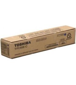 Toner Laser Printer Toshiba Estudio TFC-55EC Cyan
